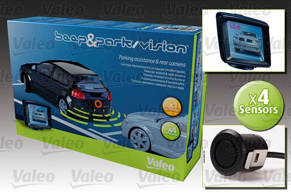 valeo beep park vision set einparkhilfe. Black Bedroom Furniture Sets. Home Design Ideas