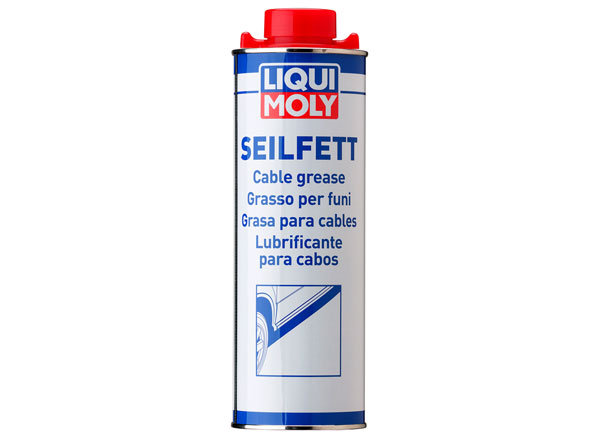 liqui moly seilfett 1 liter dose hohlraumversiegelung. Black Bedroom Furniture Sets. Home Design Ideas