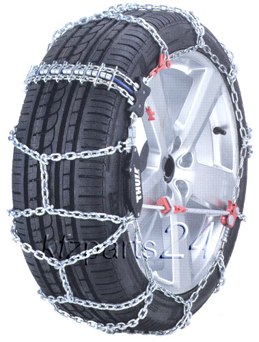 Thule Schneeketten XS-16, Kettengruppe 210