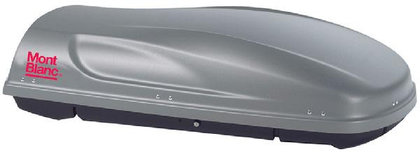 mont blanc space 350 triton silber dachbox 162x88 360l. Black Bedroom Furniture Sets. Home Design Ideas