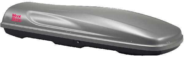 mont blanc dachbox triton 500 space 500 silber 221x80cm. Black Bedroom Furniture Sets. Home Design Ideas