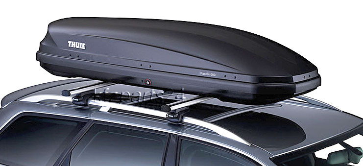 THULE Dachbox Pacific 600 AeroSkin