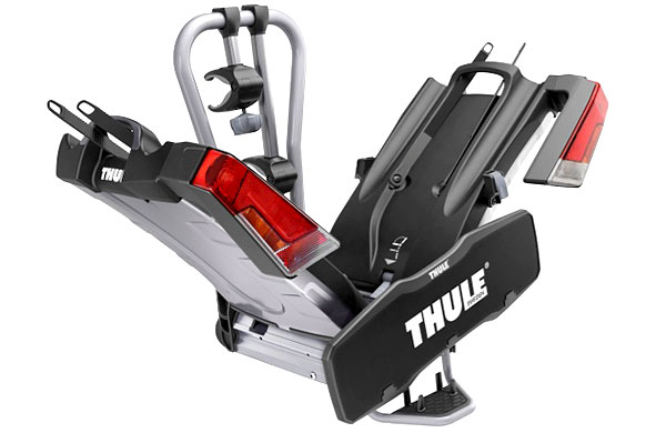 thule easyfold 931 ahk hecktr ger f r 2 e bikes. Black Bedroom Furniture Sets. Home Design Ideas