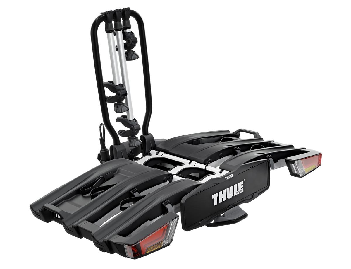 thule 934 easyfold xt 3 hecktr ger 2 r der e bikes. Black Bedroom Furniture Sets. Home Design Ideas