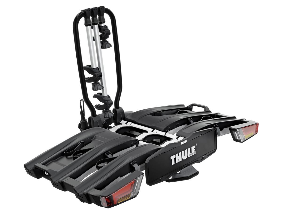thule 934 easyfold xt 3 hecktr ger 2 r der e bikes. Black Bedroom Furniture Sets. Home Design Ideas