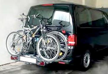 bosal traveller 2 plus ahk 2er fahrradtr ger tasche vw. Black Bedroom Furniture Sets. Home Design Ideas