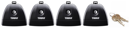 thule probar dachtr ger professional vw t5 t6 fixpunkte 751 392 3149. Black Bedroom Furniture Sets. Home Design Ideas
