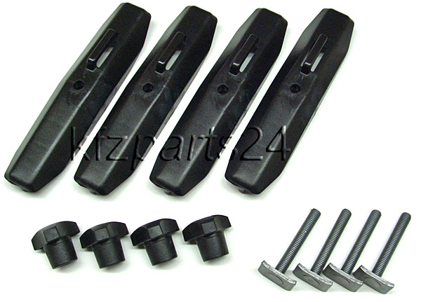 thule 697 6 boxadapter nutstein 20x27mm dachbox dynamic. Black Bedroom Furniture Sets. Home Design Ideas